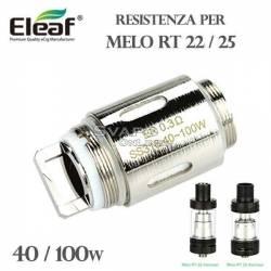 ER 0.3Ohm Resistenza Per Eleaf Melo RT 22/25 Atomizzatore_1
