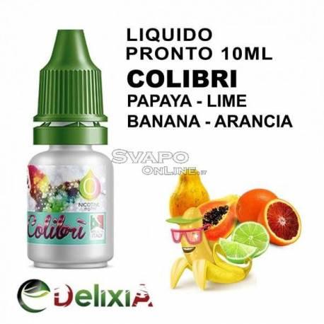 Liquido Delixia Colibri