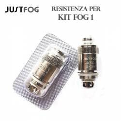 Resistenza FOG 1 JUSTFOG