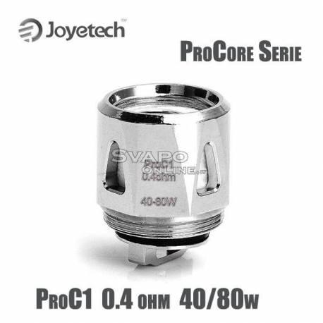 Resistenza ProC1 0.4ohm DL - Joyetech