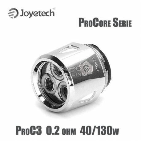 Resistenza ProC3 0.2ohm DL - Joyetech