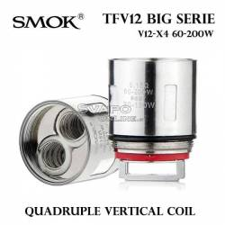 TFV12 X4 0.15 Ohm Quadruple s