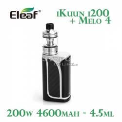 iKuun i200 With MELO 4 Atomizer