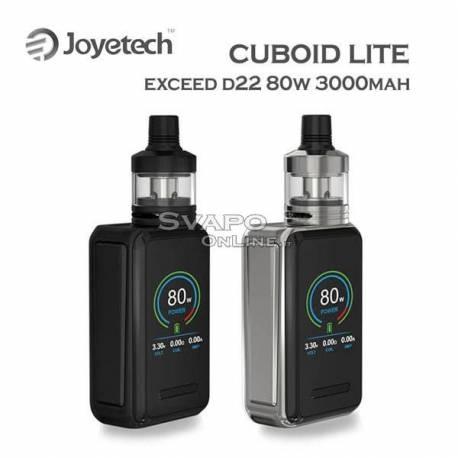 CUBOID LITE Joyetech Con EXCEED D22_2