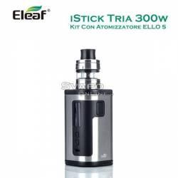 iStick Tria 300w Eleaf With ELLO S Atomizer