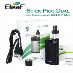 iStick Pico Dual 200w With Melo 3 Mini