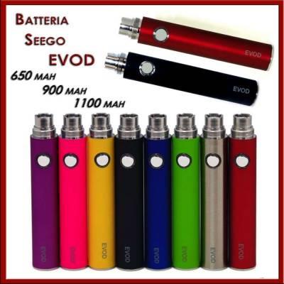 Batteria EVOD 900mah