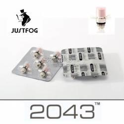 Coil Justfog 2043 Blister 5Pz