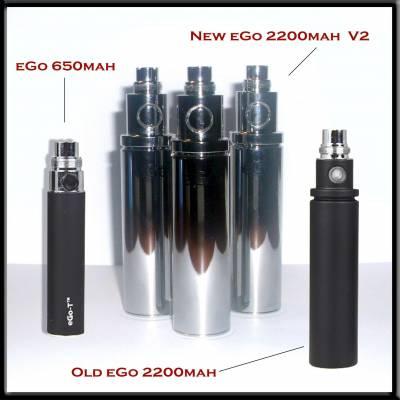 Nuova Batteria eGo 2200Mah