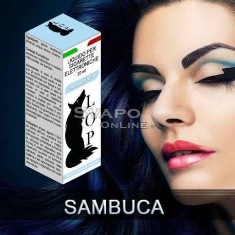 Italian Eliquid Lop Sambuca